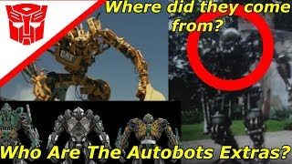 Who are the extra Autobots In the Last Knight? (EXPLAINED) Transformers The Last Knight