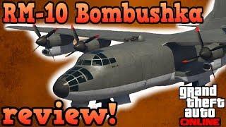 RM-10 Bombushka - review! - GTA Online