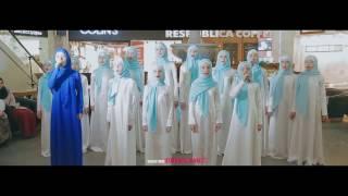 Very Beautiful Arabic Naat Sharif 2017 {Arabic} {Turkish} by Girls Must Listen,  فائدہ Fayedah.com