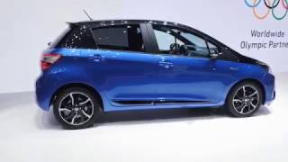 TOYOTA NEW Yaris GENEVA 2017 preview