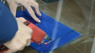 Electric Hot Knife Plastic Cutter