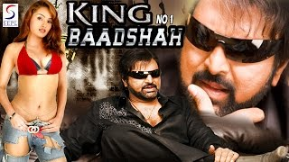 King No 1 Badshah - Dubbed Hindi Movies 2016 Full Movie HD l  Mohan Babu, Soundarya, Natanya Singh