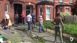 Migrants Wreck House, Get Evicted And Then Cry Racism