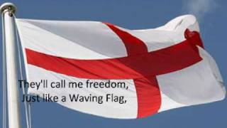 K'naan ft  Will I Am & David Guetta    Wavin' Flag LYRIC