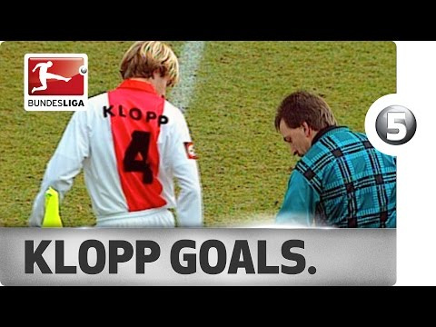 Jürgen Klopp Top 5 Goals