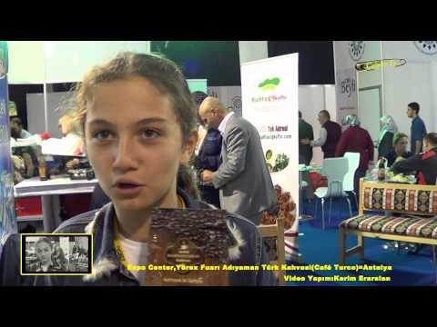Expo Center,Yörex Fuarı Adıyaman Türk Kahvesi(Café Turco)=Antalya