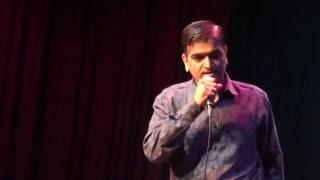 Rajesh Patel thrills & sings Karz song
