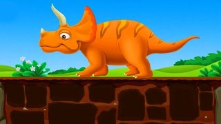 Dinosaur Kids Games - Education Video for Children, Toddlers and Preschoolers