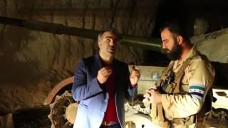 لقاء مواجهة مع قائد فتح حلب : معركة حلب لن تتوقف والقادم أعظم! مع موسى العمر
