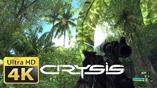 Old Games in 4K : Crysis