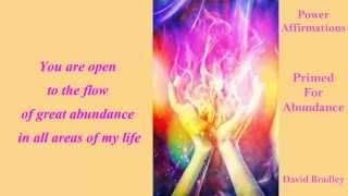 Power Affirmations: Primed for Abundance