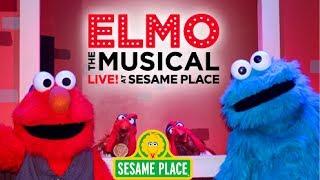 Sesame Street Elmo The Musical Live | Sesame Place Show 2018