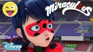 Miraculous | Season 2 SNEAK PEEK: I Wanna Be Like You!  | Official Disney Channel UK
