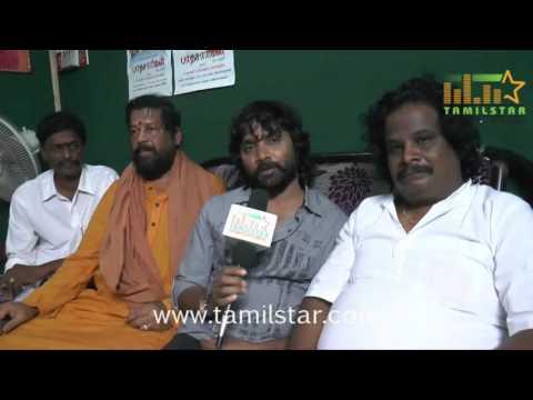 Snehan at Paadhasaarigal Movie Song Recording