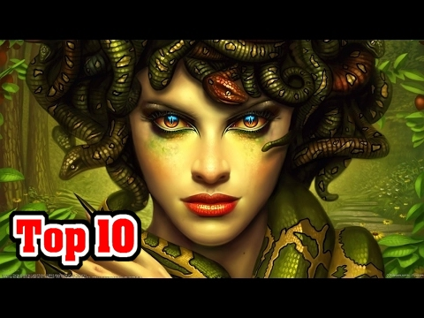 Top 10 Mythical Creatures We re Glad Don t Exist