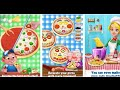 Bella's Pizza Place Food Maker sunstorm Role Playing Android Gameplay Video