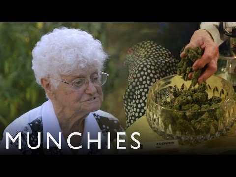 Weed Grandma Shows Us How to 420 Braise It