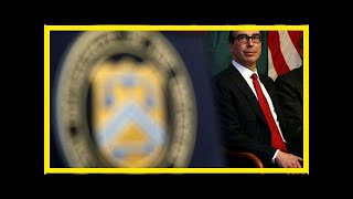 TODAY NEWS - US treasurys mnuchin send gift-wrapped box of horse manure: report