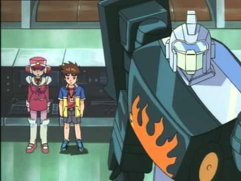 Transformers Robots In Disguise Episodio 09 La Traición De Mirage