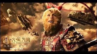 A Lenda do rei Macaco 3 Viagem ao Oeste DUBLADO HD