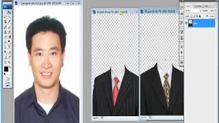 photoshop costume change tutorial