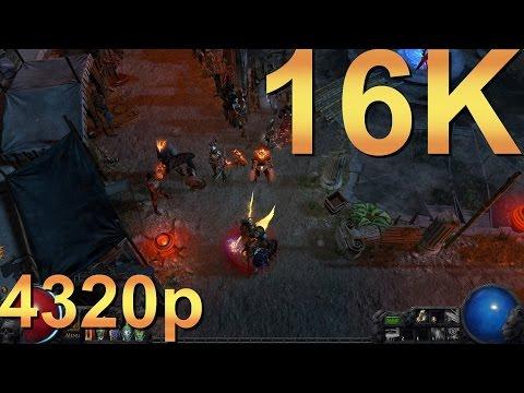 Xxx Mp4 Path Of Exile 16K 15360x8640 4320p Extreme Performance Test 3gp Sex