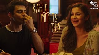 Kapoor & Sons | Rahul Meets Tia | Dialogue Promo | Fawad Khan & Alia Bhatt