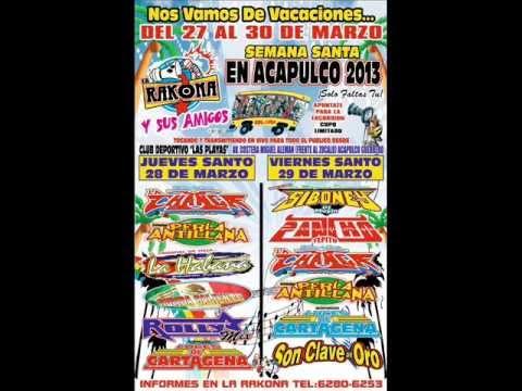 pantera mambo sonido siboney en acapulco 2013