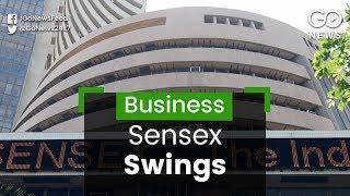 Wild Swing On Sensex