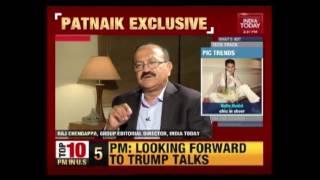 Odisha CM, Naveen Patnaik Exclusive Interview To India Today