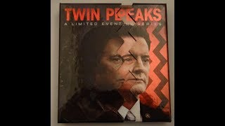 Twin Peaks: A Limited Event Series (Season 3) Unboxing