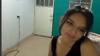 Beautiful INDIAN Girl sitting On Live Cam Show