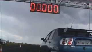 Seat Cordoba VR6 + Turbo Holset HX40 Komentuje Coobcio