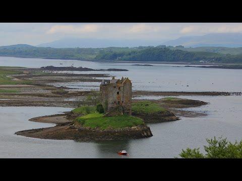 Schottland die wichtigsten Stationen