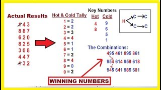 How to Predict the Winning Lottery Numbers Consistently