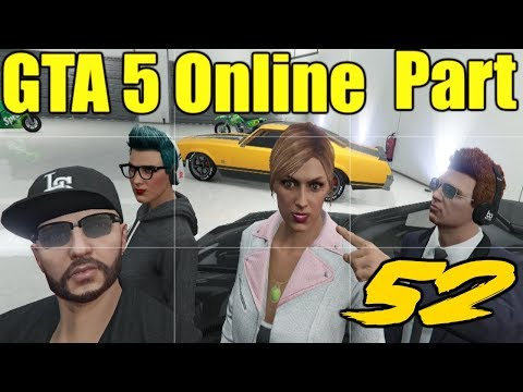 The FGN Crew Plays: Grand Theft Auto 5 Online #52 - Mobile Command Center (PC)