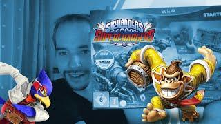 Skylanders Superchargers Starterpack (Wii U) |