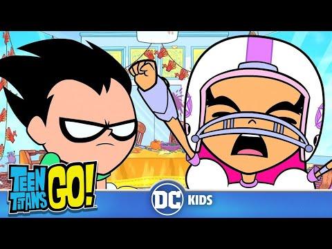 Xxx Mp4 Teen Titans Go Family Amp Thanksgiving DC Kids 3gp Sex