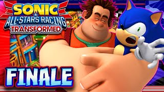 Sonic & All Stars Racing Transformed PC Part 5 FINALE: Classic Cup (1440p 60FPS)