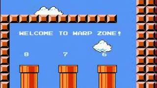 A Bored God Plays Super Mario Bros.