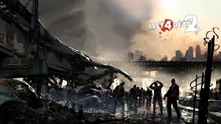 Left 4 Dead 2 - En Directo #LIVE en EXPERTO - PLATICANDO CON SUSCRIPTORES