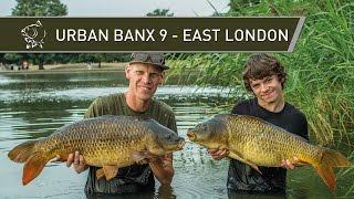 CARP FISHING IN LONDON Urban Banx 9 - East London