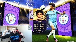 FifaGaming ESKALIERT! 🔥 93 POTY SANE Buy The BEST Guy DISCARD Challenge!! 🔥⛔️ Fifa 18 Ultimate Team