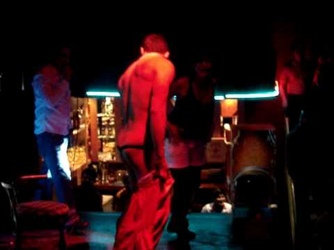 Discoteca Latinos Show de Strippers Part. 2