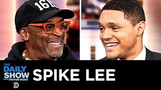 """Spike Lee - Connecting America's Past and Present in """"BlacKkKlansman"""" 