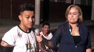 Projeto Capoeira na Periferia Criança Dentro da Capoeira e Fora das Drogas - Grupo Raízes do Brasil