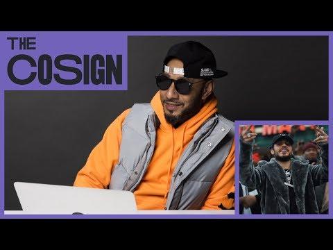 Xxx Mp4 Swizz Beatz Reacts To New ProducerRappers Russ Nav Rich Brian The Cosign 3gp Sex