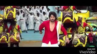 Bengaluru Bulls song with Rocking Star Yash