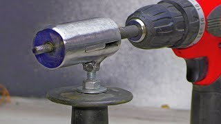 Wow!!! AMAZİNG İDEAS for a drill
