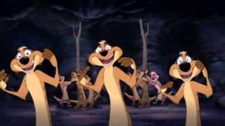 The Lion King 3 - Digga Tunnah (russian)